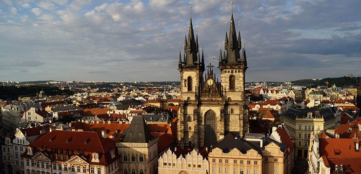 Религия Чехии