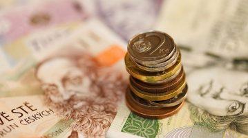 Валюта в Чехии