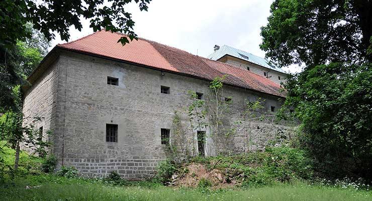 Замок Гоуска — врата в ад