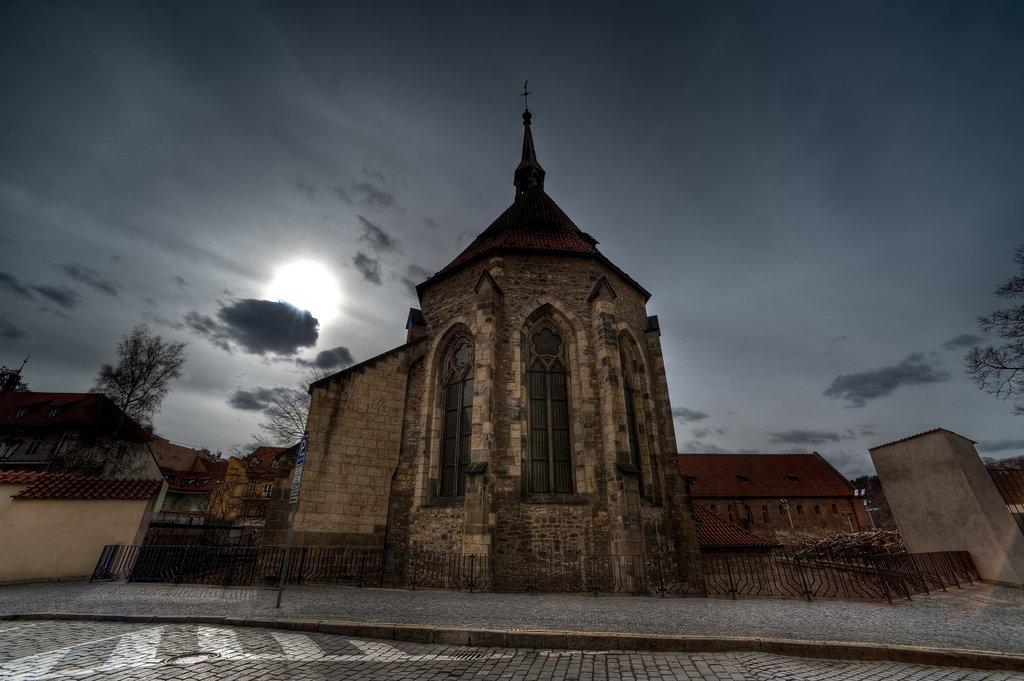 Анежский монастырь в Праге
