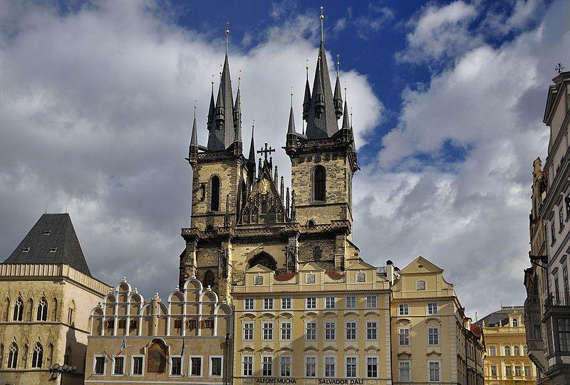 Собор Девы Марии перед Тыном в Праге