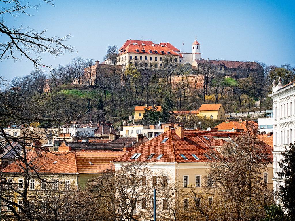 Замковый комплекс Шпильберг