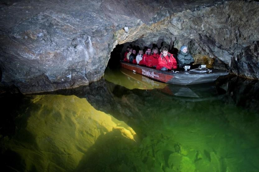 Моравский Крас и его пещеры