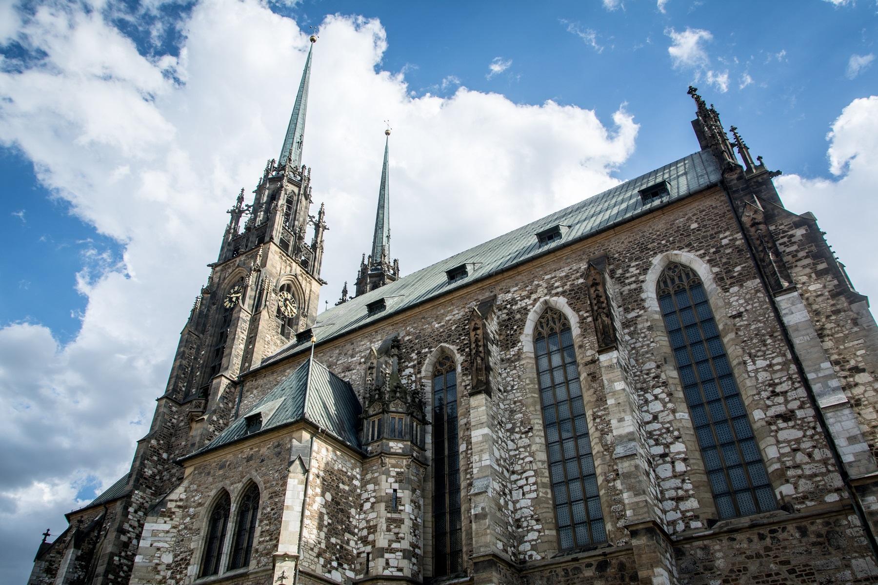 Церковь святых Петра и Павла Брно