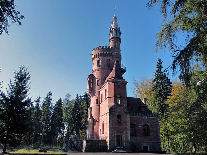 Башня Гете