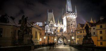 Погода в Праге в декабре 2021 года