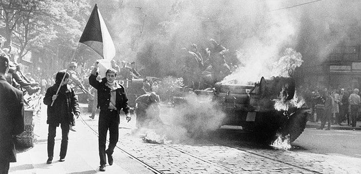 Ввод войск в Чехословакию (1968) — Пражская весна
